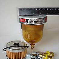 Топливные сепараторы и их установка_2
