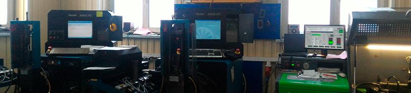 Ремонт форсунок L'Orange для двигателей MTU