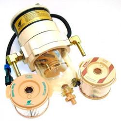 Как работает топливный сепаратор Griffin